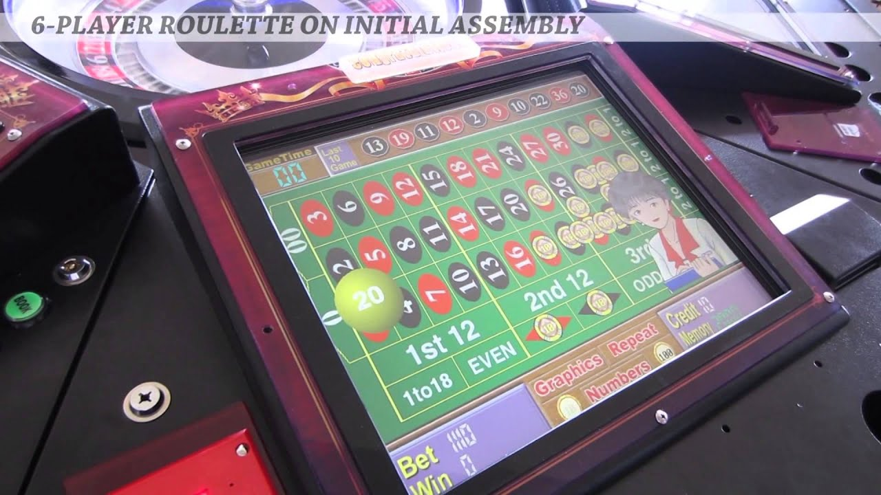 Cheating roulette machines gambling real stories