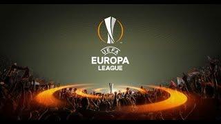 команд недели  Лига Европы 2017-18. Первые матчи 1/2 финала