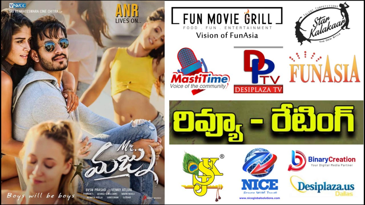 NRI Review | Mr. Majnu Public Talk | Mr. Majnu Movie Review and Rating | RJ  Ananth | Desiplaza TV