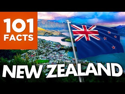 101 Facts About New Zealand