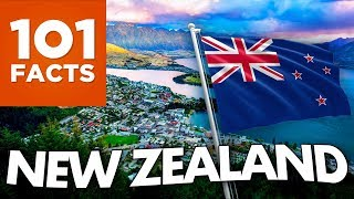 101 Facts About New Zealand thumbnail