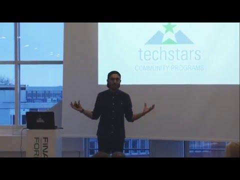 Startup Weekend Copenhagen Fintech 2016 Pitches UNCUT