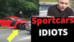 Lackier-Experte reagiert auf Autounfälle