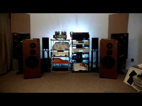 music paradise MP-501and JBL 80-T tset 1