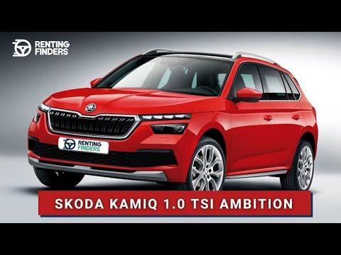Renting Skoda Kamiq1.0 TSI Ambition