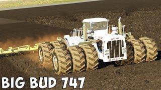 Farming Simulator 19   BIG BUD 747 MOD