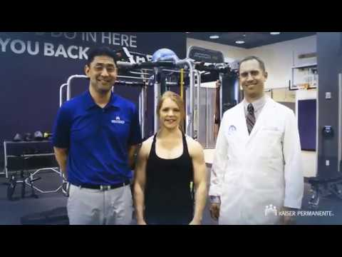 KP Sports Medicine Team Helps Crossfit Athlete Get Back Into the Game |  Kaiser Permanente