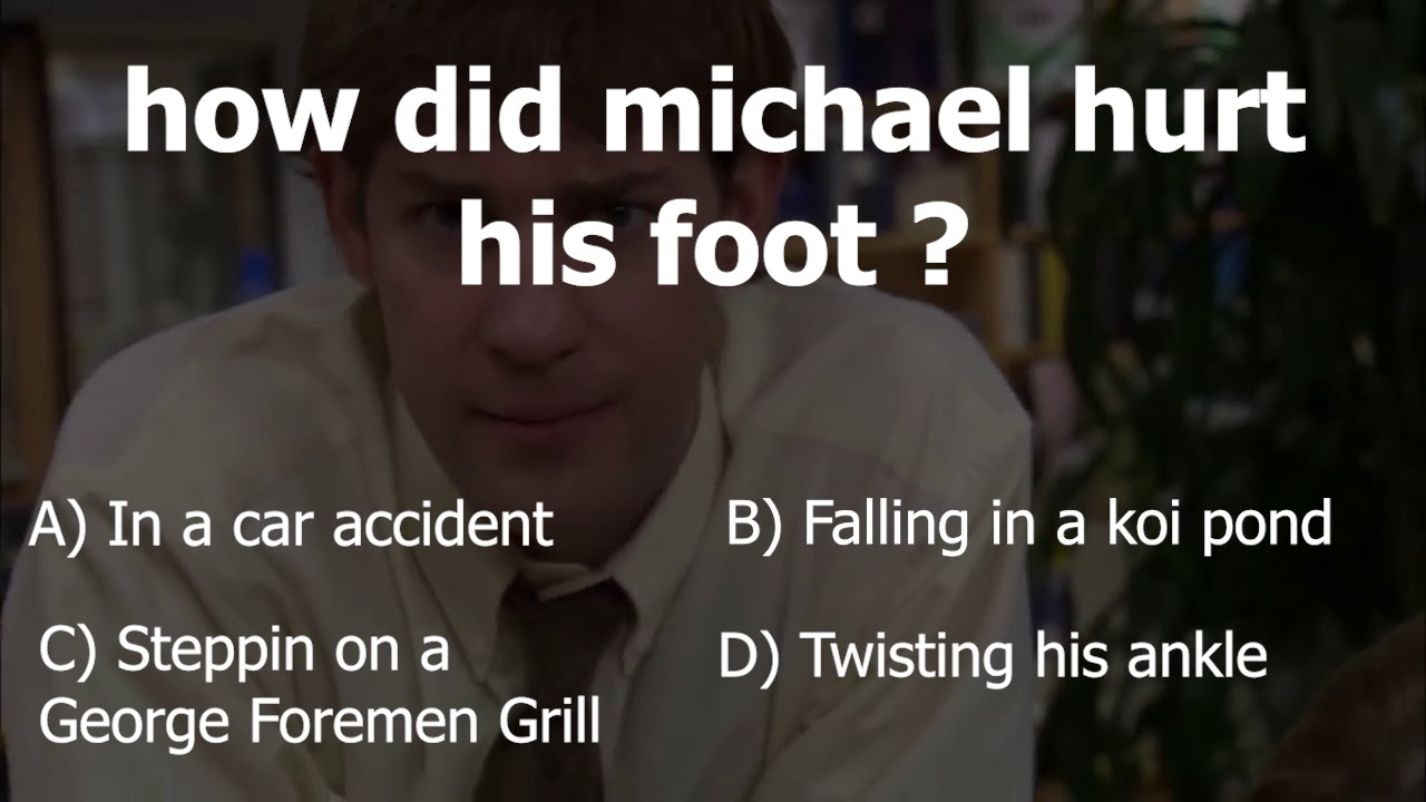 Question for trivia night