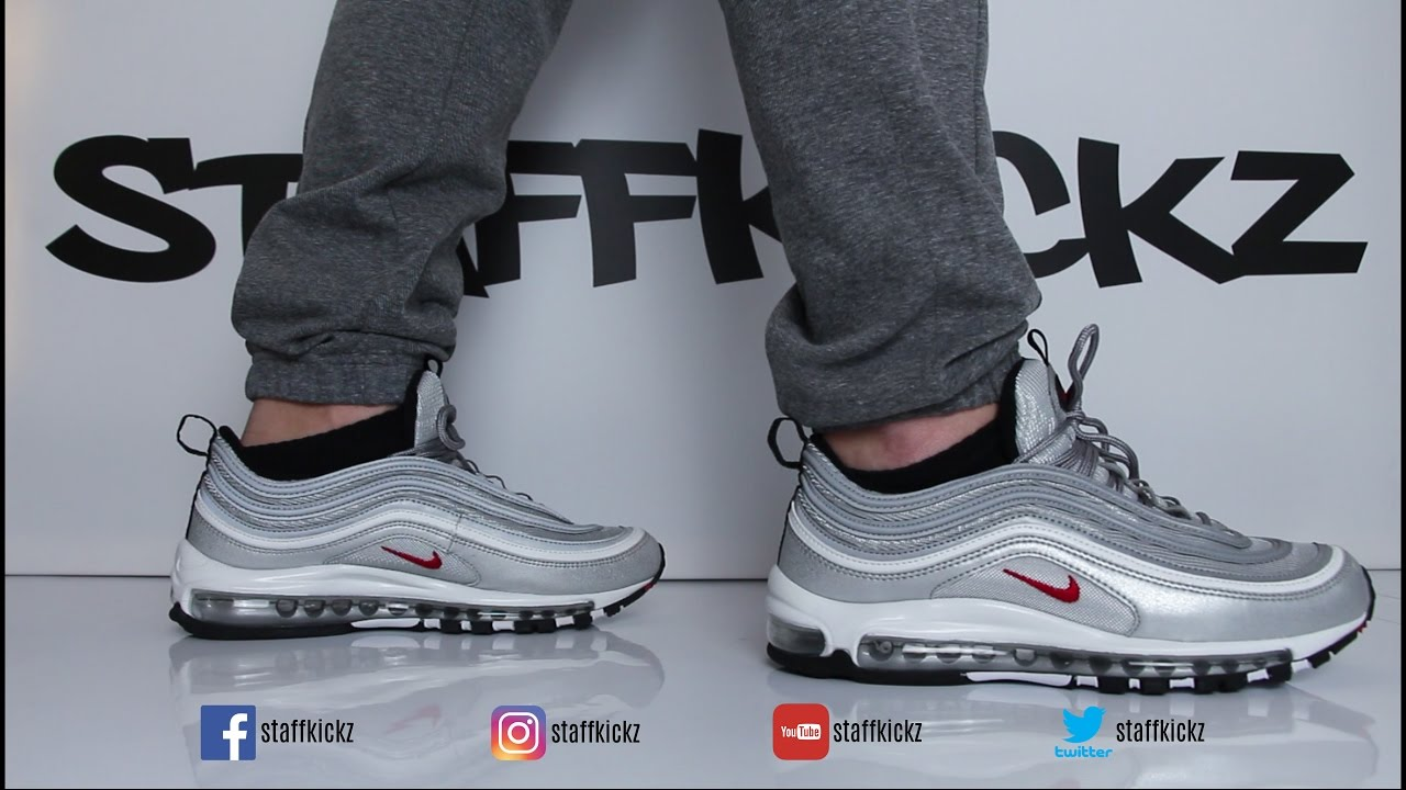 Cheap Nike Air Max 97 Ultra 17 Silver Bullet 918356 003