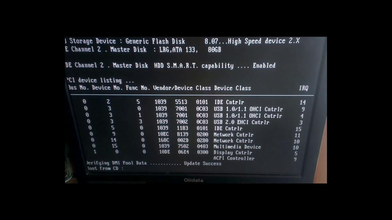 Como Formatear el Pc con Windows XP