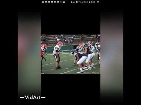 Callaway middle school football Deathrow Defense