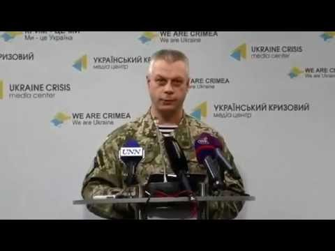 Preparation offensive - Eastern Ukraine Military operation - ATO - 3rd Mar 2015