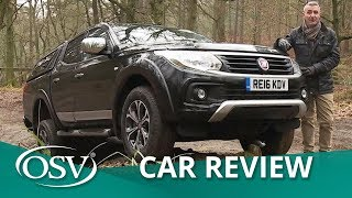 Fiat Fullback 2017 In-Depth Review | OSV Car Reviews