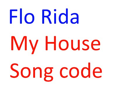 roblox music code for my house