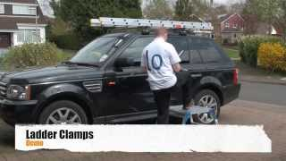 Ladder Clamps Accessory | Ladders-online Video Demo