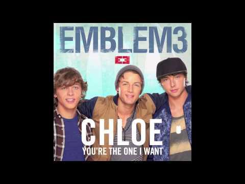 Emblem3 - Chloe (You're The One I Want)