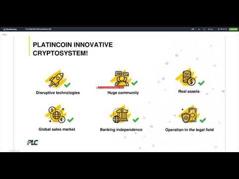 Platincoin -Präsentation-ENGLISCH - Blockchain