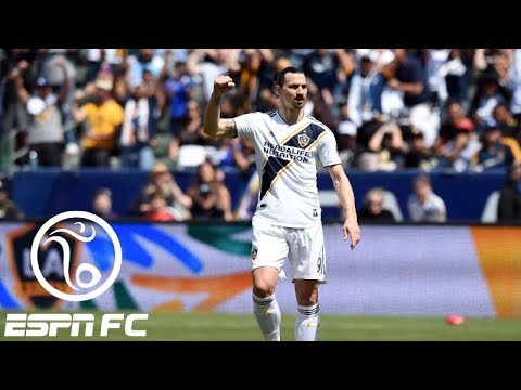 Zlatan Ibrahimovic brings MLS to 'an entirely different level'   ESPN FC