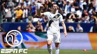 Zlatan Ibrahimovic brings MLS to 'an entirely different level' | ESPN FC