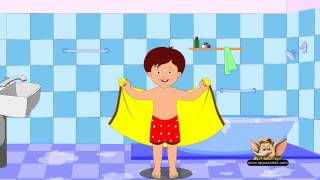 Repeat youtube video After A Bath - Nursery Rhyme