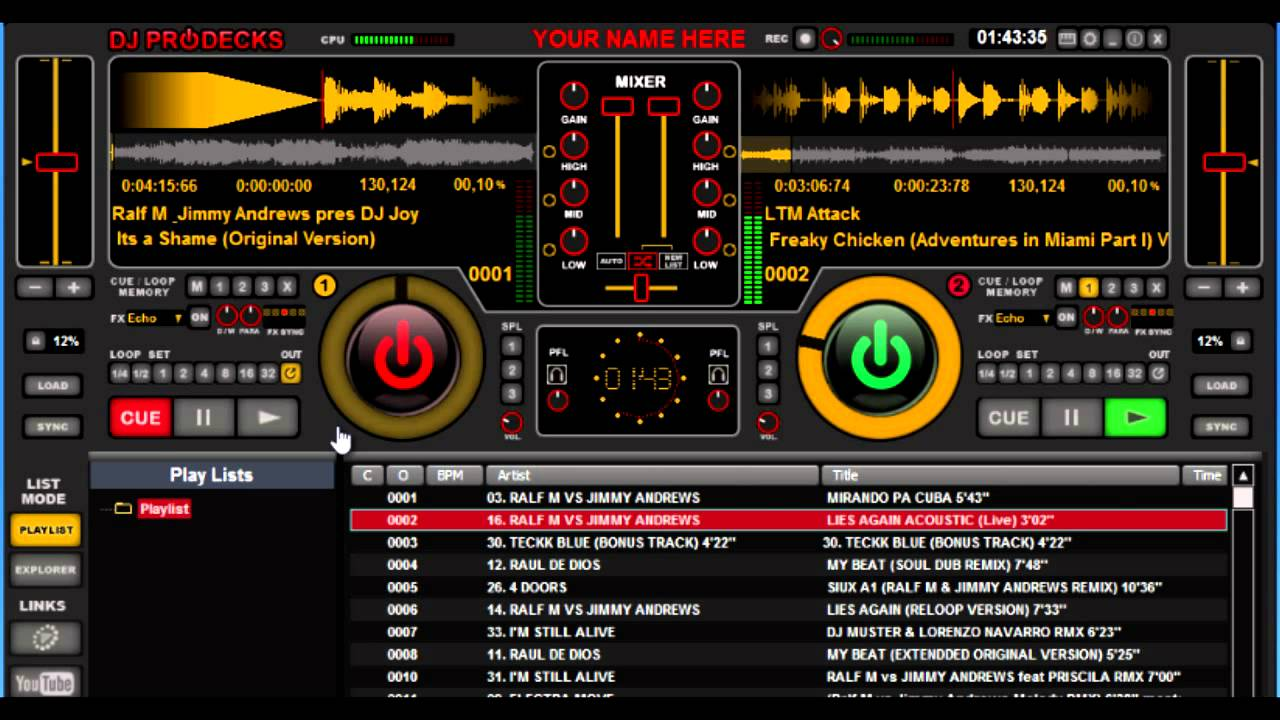 DJ Software - VirtualDJ - The 1 Most Popular DJ Software