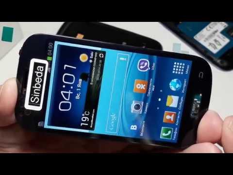 Ремонт и восстановление телефона. Samsung Galaxy S 3 Mini I8190. Часть 2. Замена дисплея