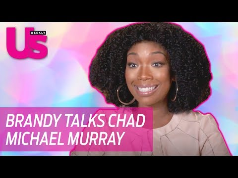Brandy Talks Chad Michael Murray Romance On 'Star'