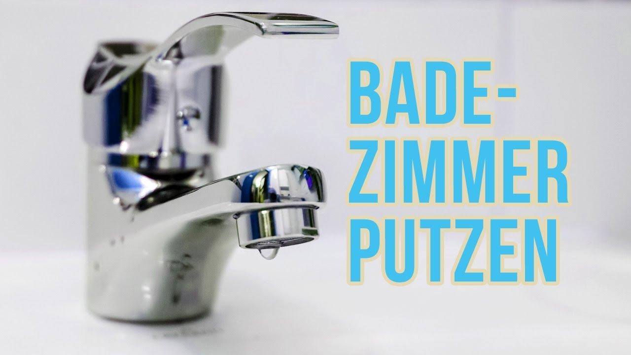 Reinigungs Tricks Für's Badezimmer  Bad Sauber Machen