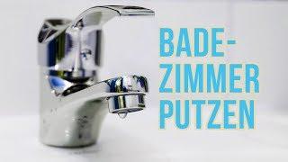 Reinigungs Tricks für's Badezimmer | Bad sauber machen