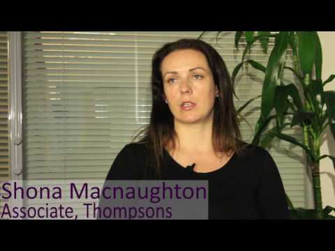 Shona Macnaughton,  Associate and Head of Private Client services