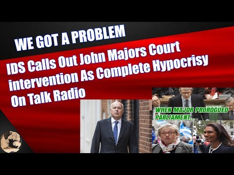 IDS Calls Out John Majors Supreme Court Intervention As Complete Hypocrisy On Talk Radio