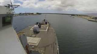 USS Paul Hamilton DDG-60 Sea Trials 14