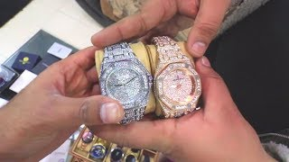 Diamond Watch Collection - Only 1 In India 🔥