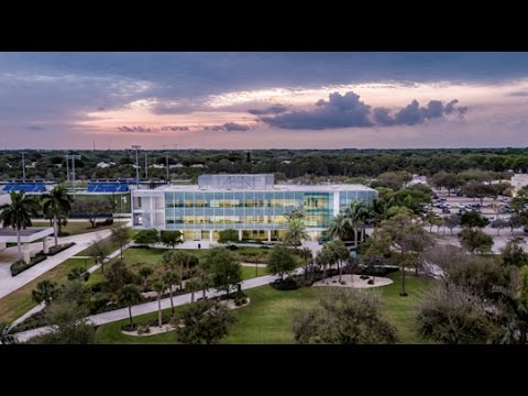 A look from above: Lynn University