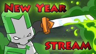 Castle Crashers - New Year RedCrafting Stream