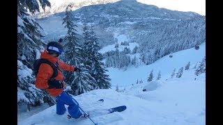 Pro Mountain Biker Rémy Métailler Shreds Whistler in Winter