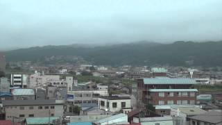 朝の連続テレビ小説「あまちゃん」の舞台、久慈市。 朝7時の時報メロデ...
