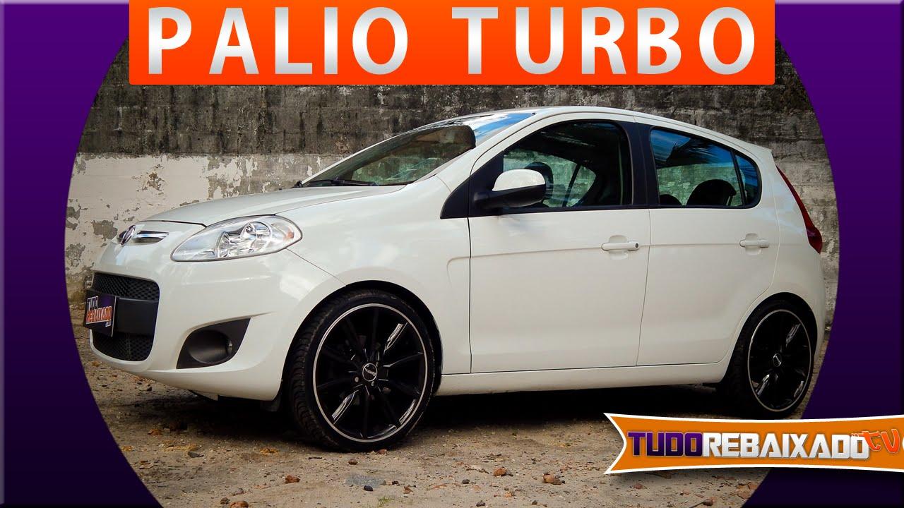 Fiat Palio Aro 18 - Turbo - Tudo Rebaixado Tv