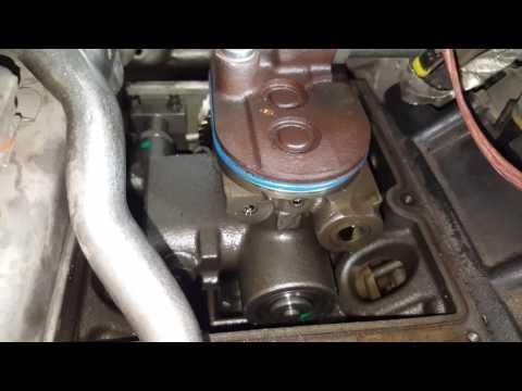 2005 f350 6.0 icp air leak test