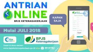 Booking Antrian Online BPJS Ketenagakerjaan