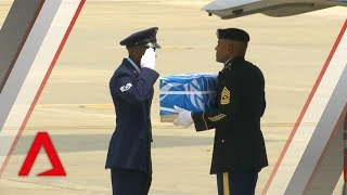 North Korea returns remains of US soldiers