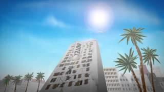 レゴ シティ  ビーチホテルの解体工事 ミニアニメ thumbnail