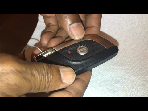 How to Change the Battery in the Fisker Karma Key Fob