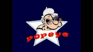 Amiga 500 - Popeye Demo by DIED