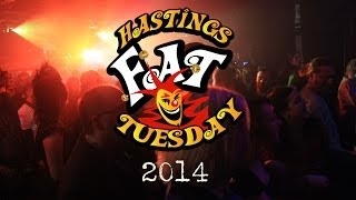 HASTINGS FAT TUESDAY - 2014