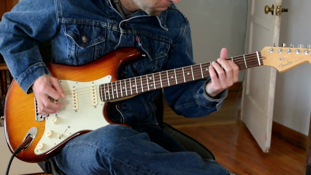Download Fender American Deluxe Stratocaster , review and demo / #IAmACreator