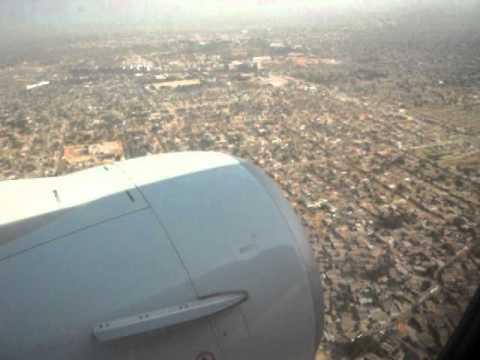 De chegada a Angola