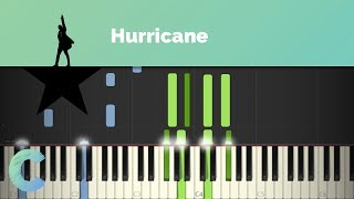 Hamilton - Hurricane Piano Tutorial