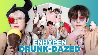 ENHYPEN - Drunk-Dazed | PROP ROOM DANCE | 세로소품실