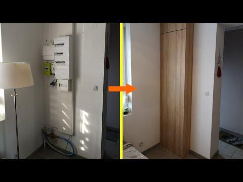 [Mini Tuto] Fabriquer un meuble cache compteur électrique